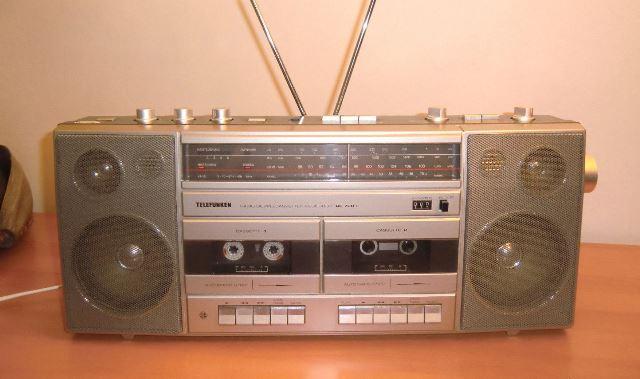Telefunken RC-720T | The Boombox Wiki