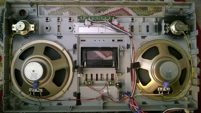 Goldstar TSR-801 | The Boombox Wiki
