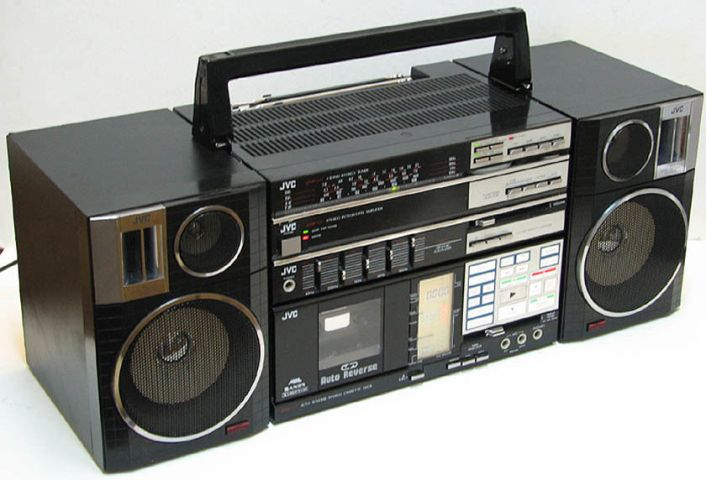 jvc pc 55 and pc 550 the boombox wiki. Black Bedroom Furniture Sets. Home Design Ideas