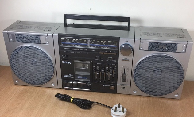 Philips D8534 The Boombox Wiki