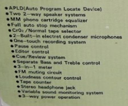 Sharp GF-8585 | The Boombox Wiki