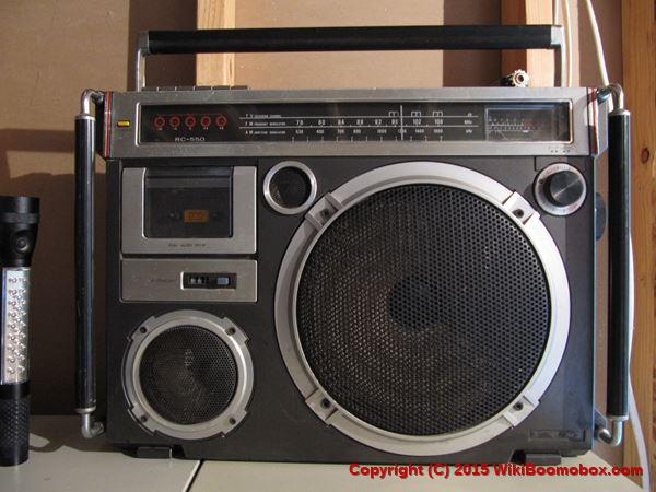 jvc rc 550 the boombox wiki. Black Bedroom Furniture Sets. Home Design Ideas